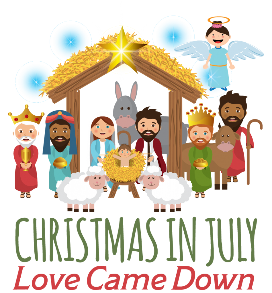 Saint Paul's VBS Christmas in July