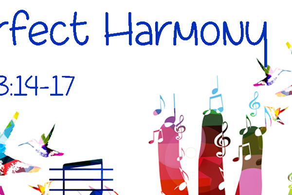 In Perfect Harmony - Youth Sunday
