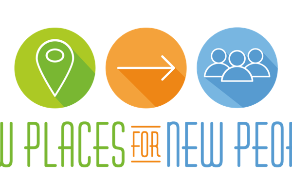 New Places for New People: Multiply through Me